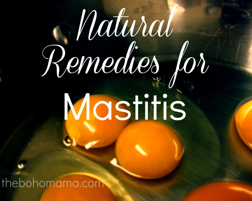 Mastitis Breastfeeding Natural Remedies