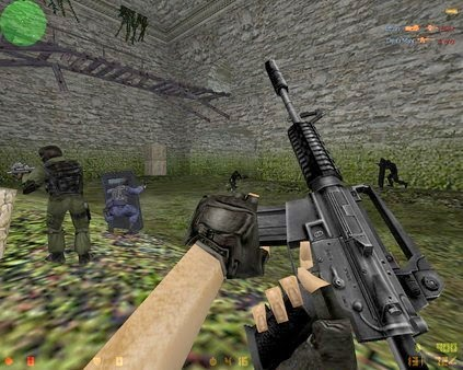 Counter-Strike 1.6 Final (Original Steam-RIP)