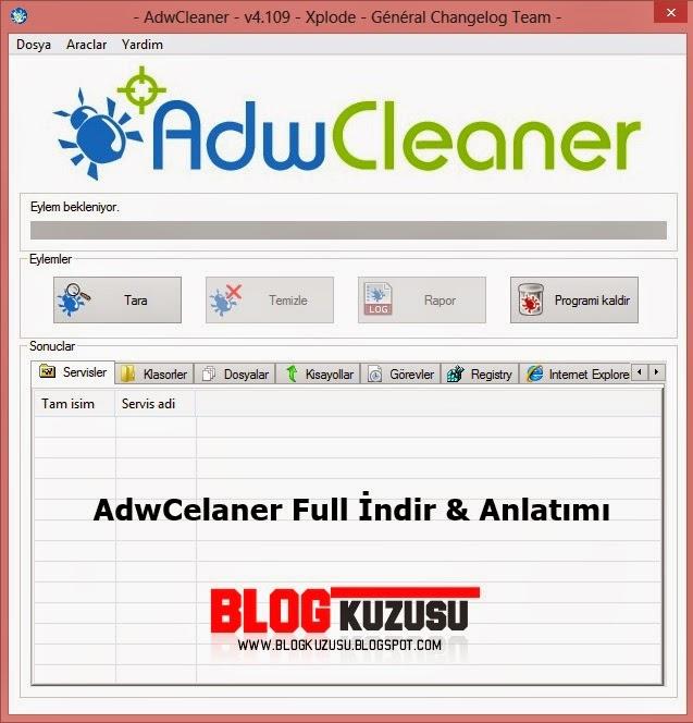adw cleaner full