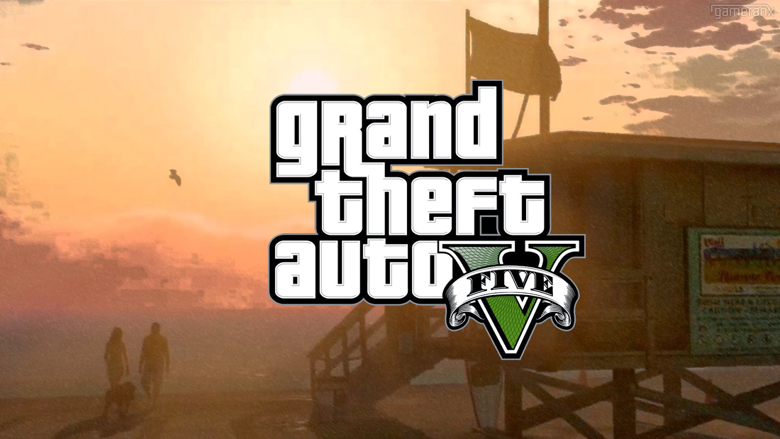 Grand Theft Auto V HD 1080p Wallpapers