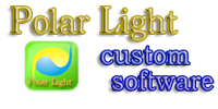Polar Light Custom Software