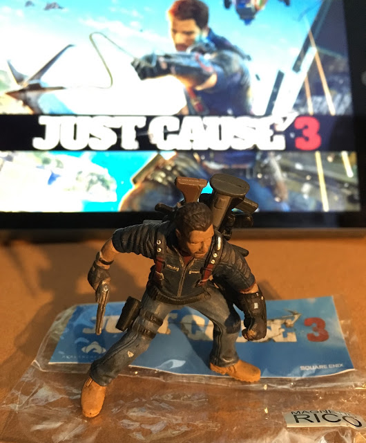 JUST CAUSE 3, con gancho