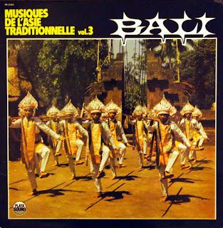 Musiques De L'Asie Traditionelle Vol.3 - Bali