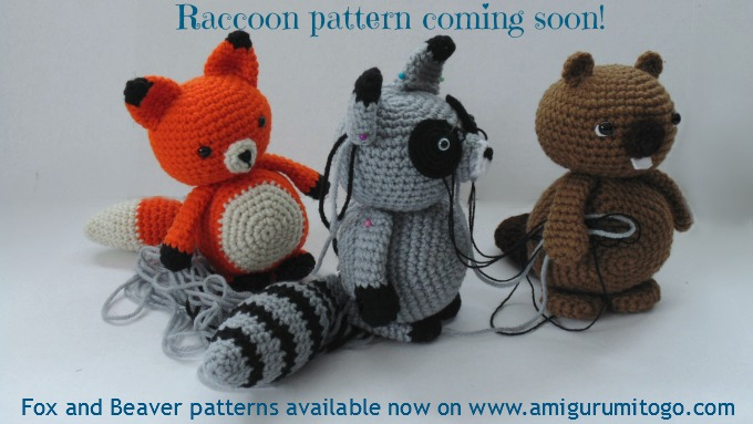 Amigurumi Woodland Animals Patterns : September 2013 ~ Amigurumi To Go