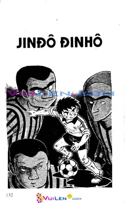 Jindodinho - Đường Dẫn Đến Khung Thành III  Tập 9 page 132 Congtruyen24h