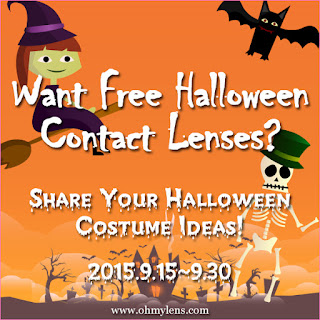 Halloween Event_Free_Cosplay_Contacts_Giveaway_ohmylens