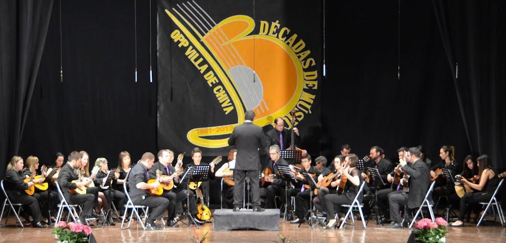 Orquesta de Pulso y Púa Villa de Chiva