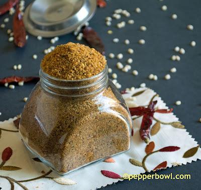 Idly-Podi-Chutney-Powder