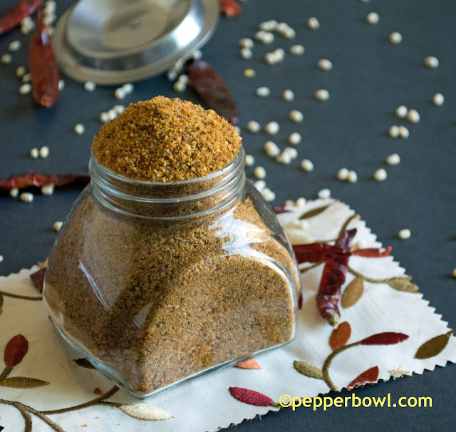 Idly-Podi-Chutney-Powder-recipe