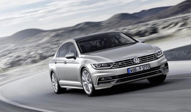 El nuevo Volkswagen Passat 2015