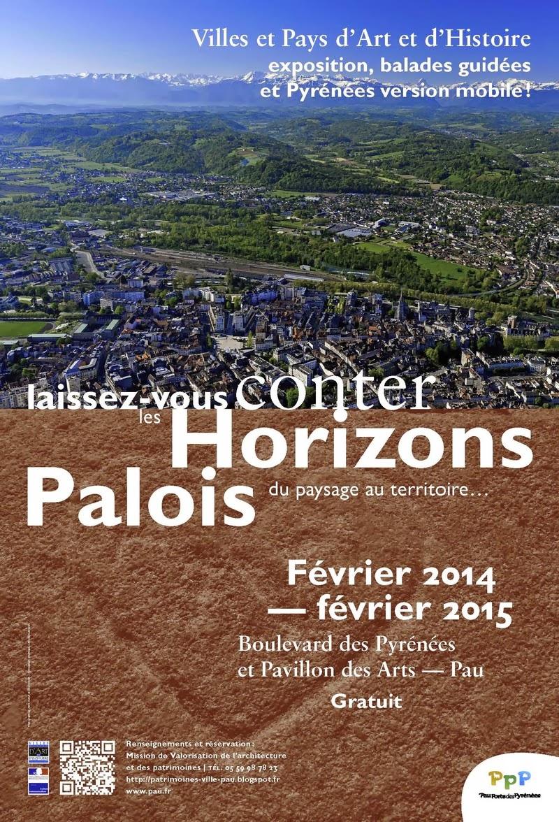 exposition conter les Horizons Palois