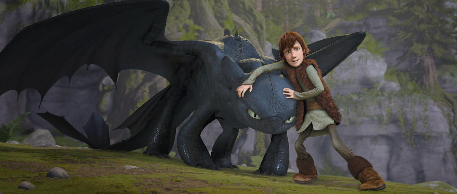 review how to train your dragon