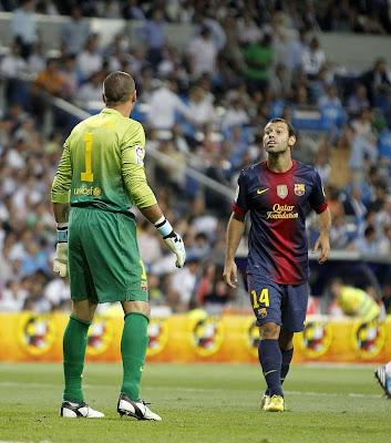 La defensa, el 'agujero negro' del Barcelona