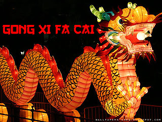 Free Download Gong Xi Fa Cai Dragon Wallpapers