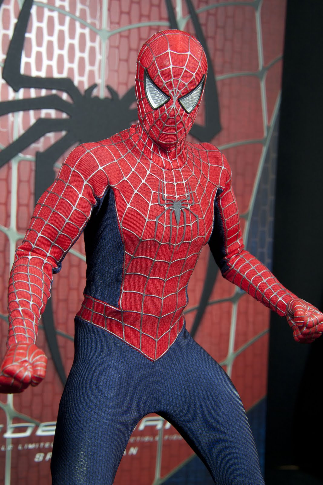 HOT TOYS SPIDERMAN 1/6 MINT | eBay