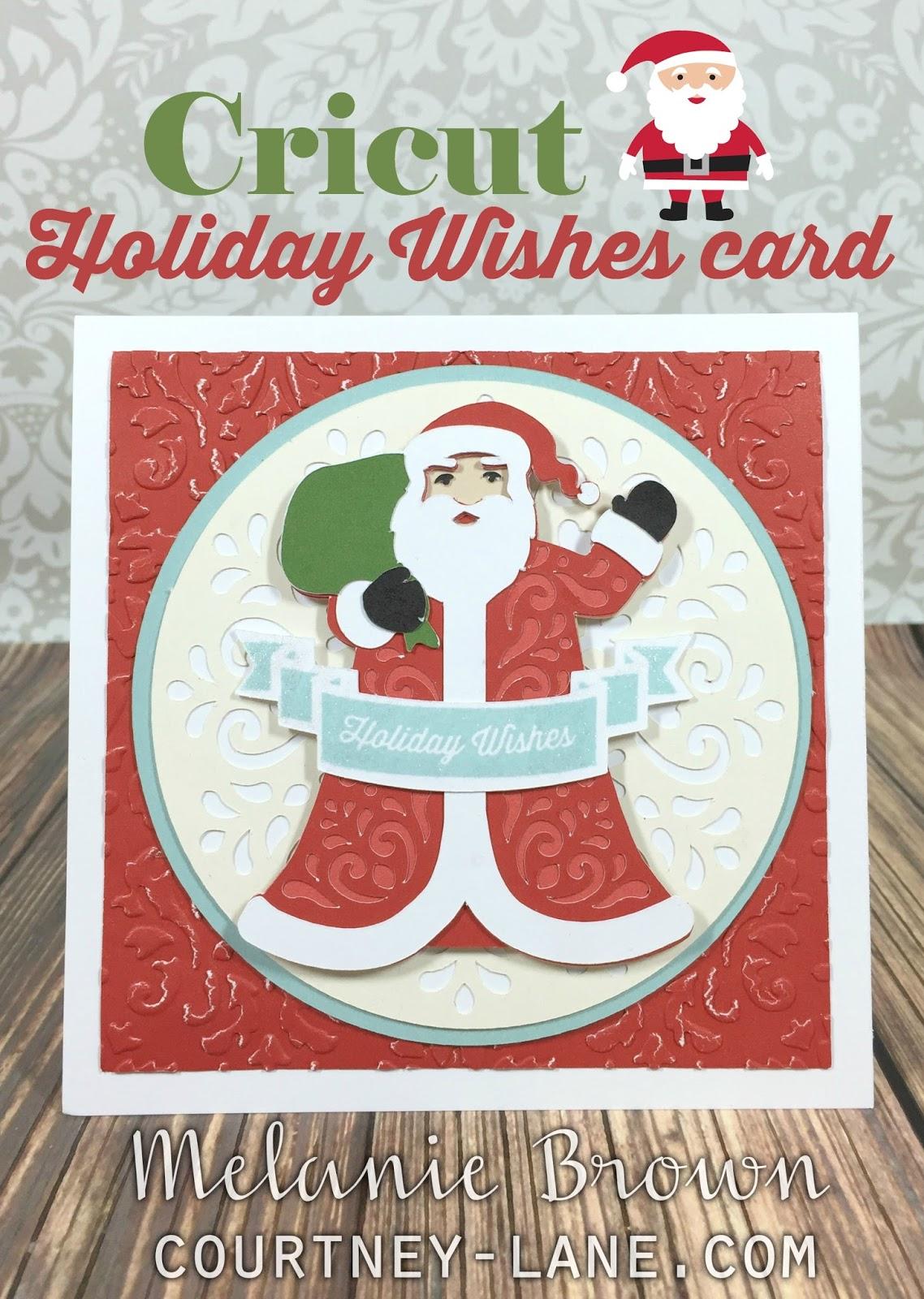 Cricut Christmas Card Ideas ✓ The Best Christmas Gifts