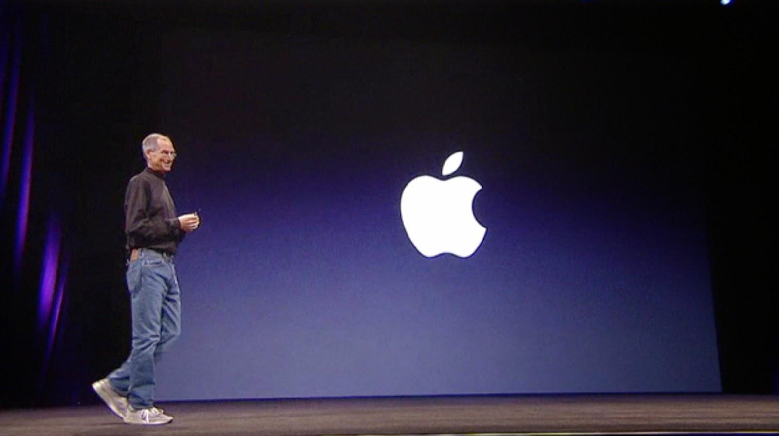 Presentasi Brilian Ala Steve Jobs