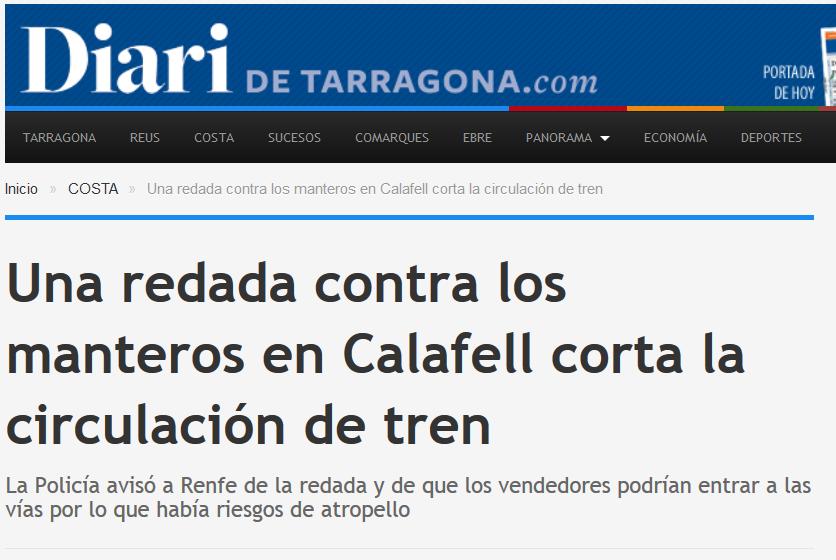 http://www.diaridetarragona.com/costa/27878/una-redada-contra-los-manteros-en-calafell-corta-la-circulacion-de-tren