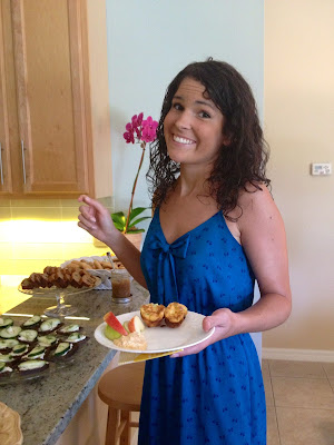 Bridal Shower Party Gluten Free