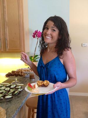 Bridal Shower Party Gluten Free