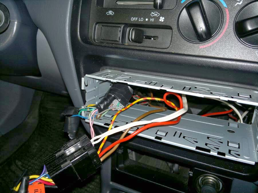 My starlet ep91 1997 connecting car stereo in toyota starlet my starlet ep91 1997 swarovskicordoba Choice Image
