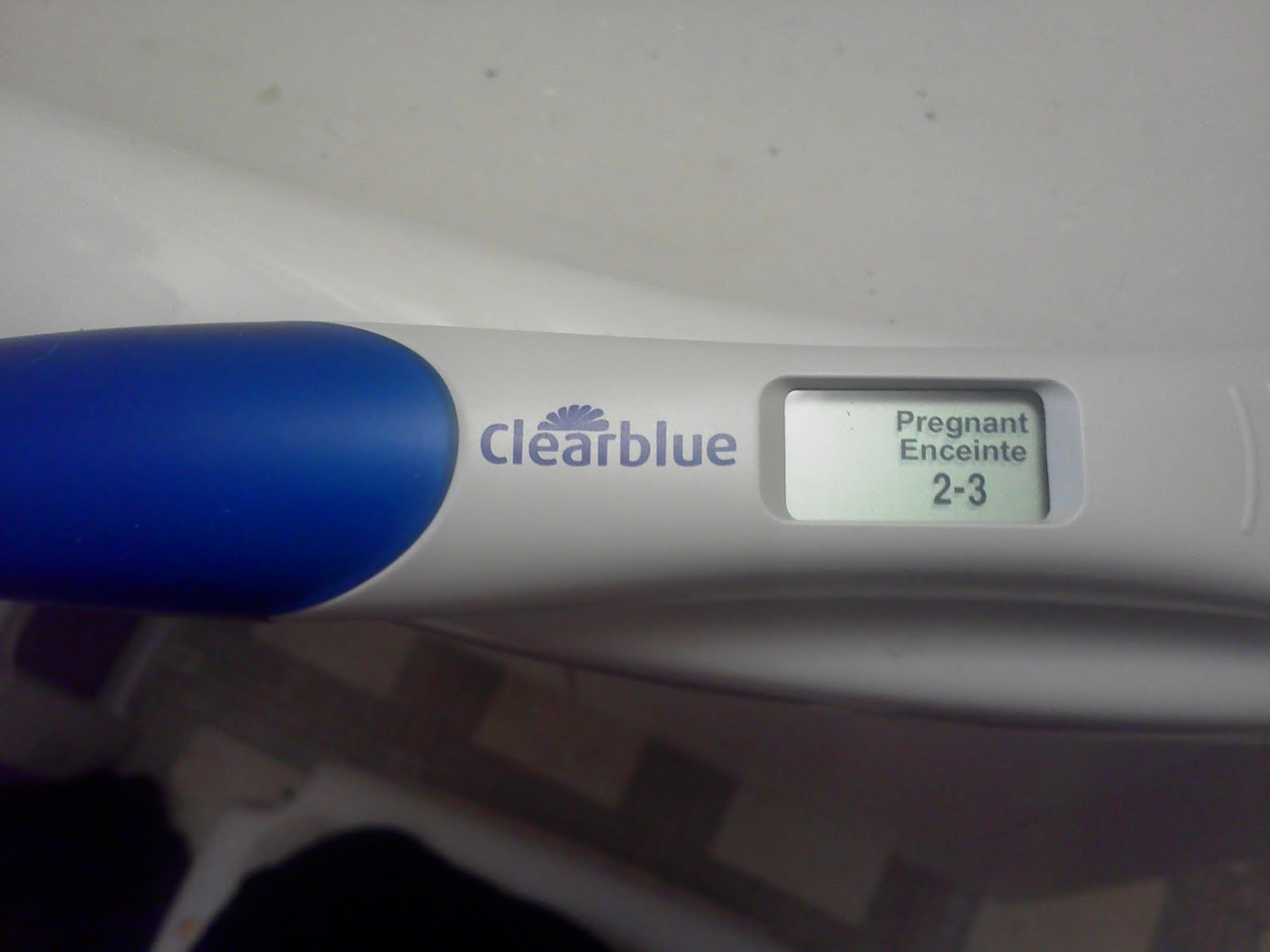 Berry S Baby Bump Positive Pregnancy Test