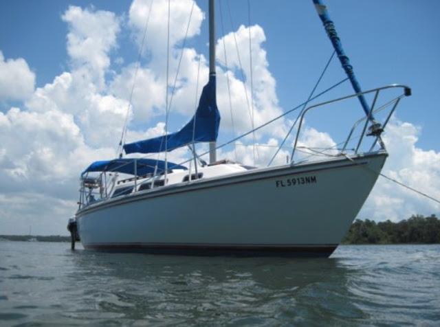 Boat names for catalina sailboat