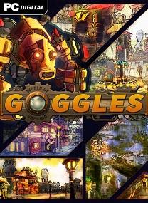 Goggles World of Vaporia-CODEX