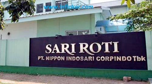 Info Lowongan kerja PT Nippon Indosari Corpindo Tbk (Sari Roti) Cibitung Bekasi