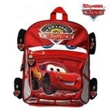 3D Cars BackPack