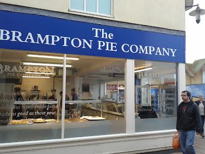 Brampton Pie Company Shop
