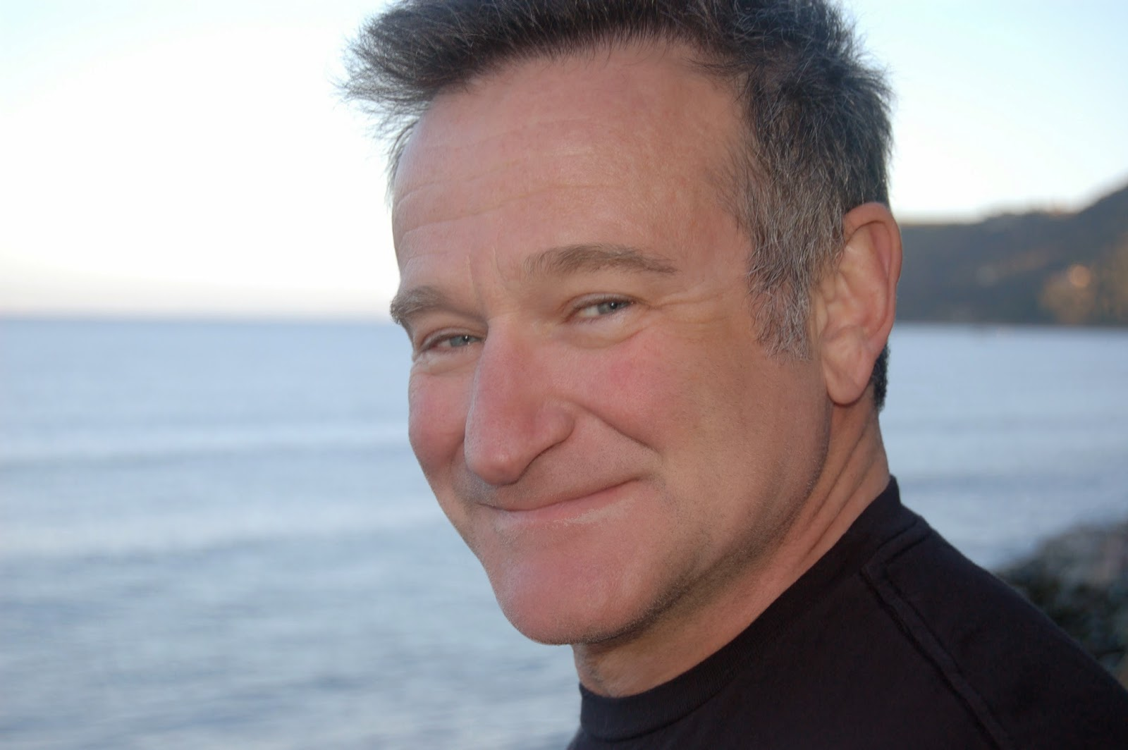 dragon robin williams could have had a huge ego but he didn t robin williams appreciation by terry jones he could have had a huge ego but he didn t