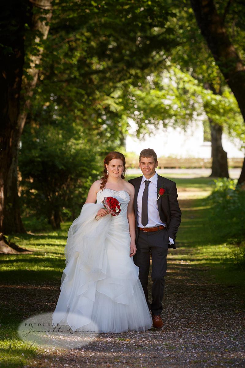 Ledaal, bryllup