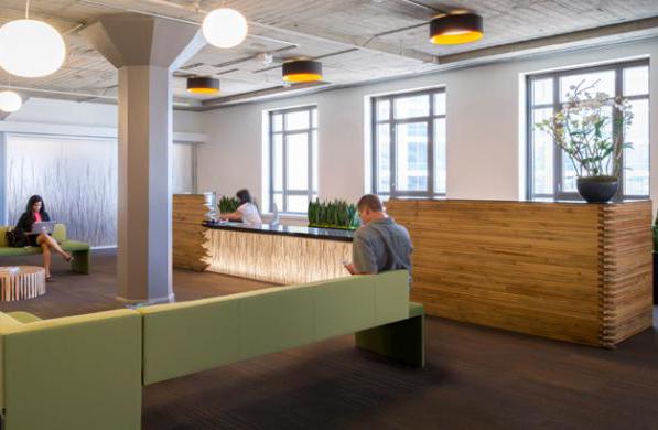 ruang tunggu, kantor, ruang kantor, twitter, kantor twitter