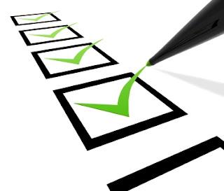 checklist, healthy checklist, weight loss checklist