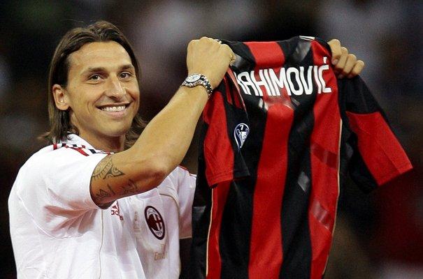 Ibrahimovic Ingin Bertahan Di AC Milan