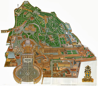 دولة الفاتيكان أصغر دولة في العالم