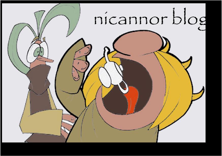 Nicanor blog