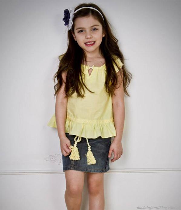 moda infantil verano 2014 anavana