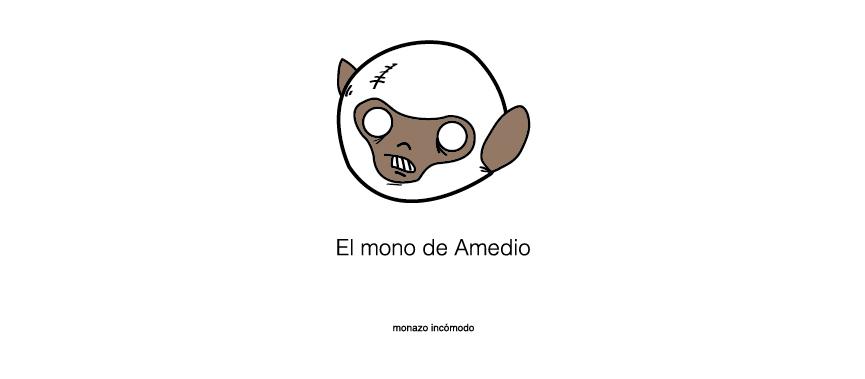 EL MONO DE AMEDIO