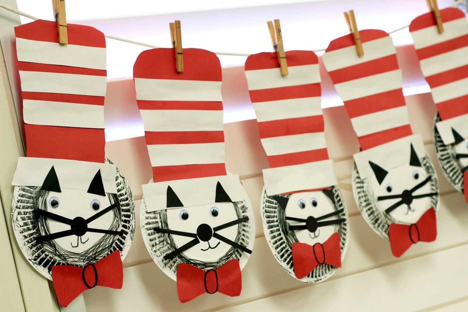 March crafts for kindergarten - Saturday March 1 2014