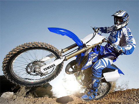 YAMAHA PICTURES. 2011 YAMAHA YZ125 (2-Stroke)  motorcycle picture 1, 480 x 360 pixels