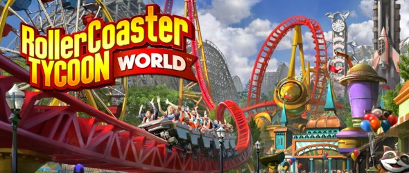 Jeux vidéo : Gameplay et infos pour RollerCoaster Tycoon World