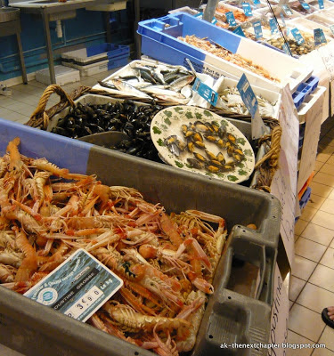 Seafood in Bretagne - Brittany - ak-thenextchapter.blogspot.com