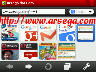 download opera mini gratis xl maret 2013