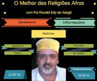 PAI RONALD EDY DE XANGÔ