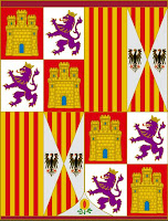 bandera Reyes Católicos