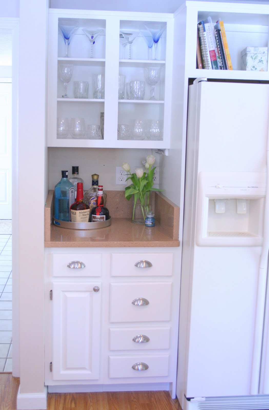Remodel Kitchen Keep Oak Cabinets