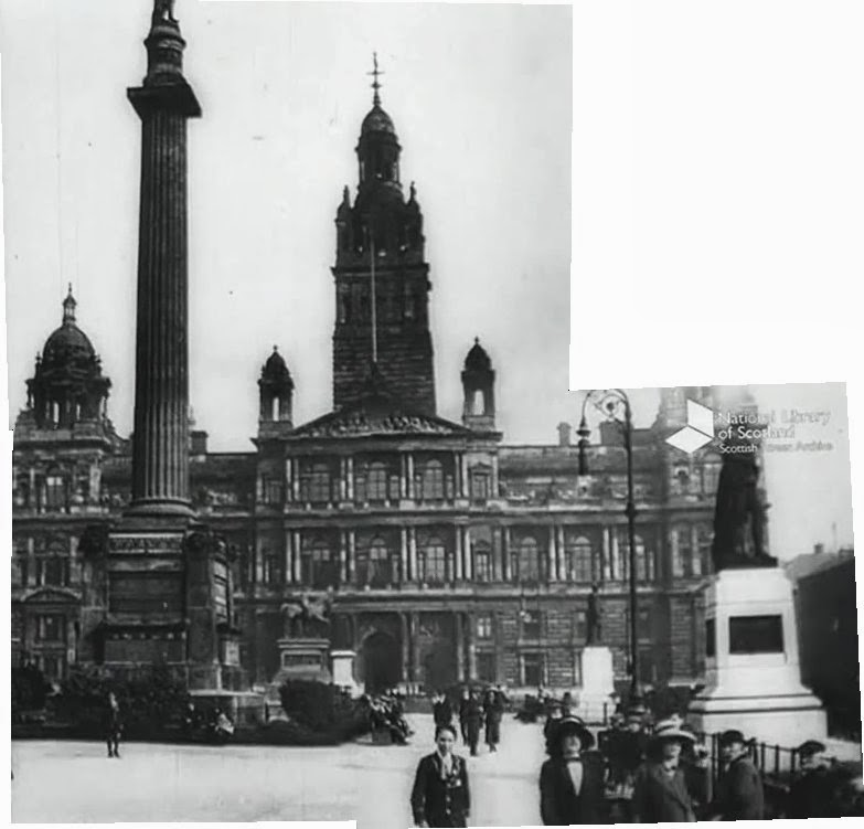 Glasgow City Chambers, 1912