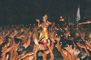 Sejarah Tari Kecak (Bali)